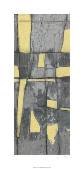 Lemon on Grey II-Jennifer Goldberger-Limited Edition