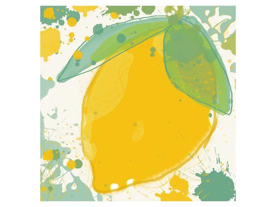 Lemon-Irena Orlov-Art Print