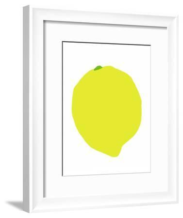 Lemon-Jorey Hurley-Framed Art Print