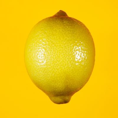 Lemon-Mark Sykes-Photographic Print