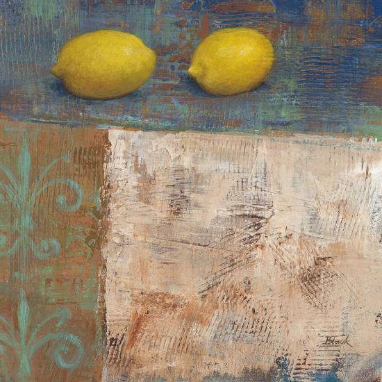 Lemons from Paris I-Carol Black-Art Print