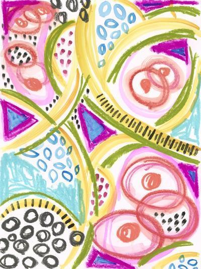 Lemons or Grapefruit-Jennifer McCully-Giclee Print