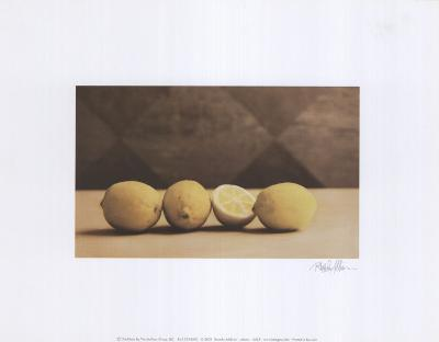 Lemons-Rhonda Addison-Art Print