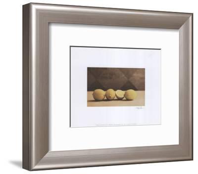 Lemons-Rhonda Addison-Framed Art Print