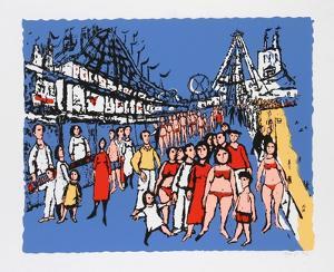 Coney Island by Lemsky