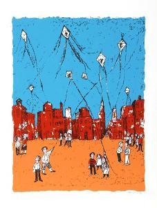 Kites by Lemsky