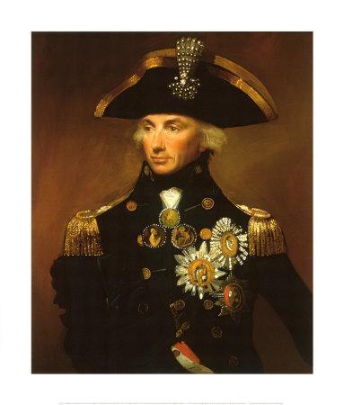 Admiral Sir Horatio Nelson