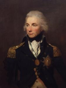 Horatio Nelson (1758-180), 1797 by Lemuel Francis Abbott