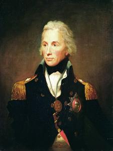 Horatio Nelson, Viscount Nelson by Lemuel Francis Abbott