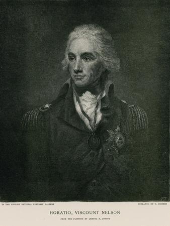 Horatio, Viscount Nelson