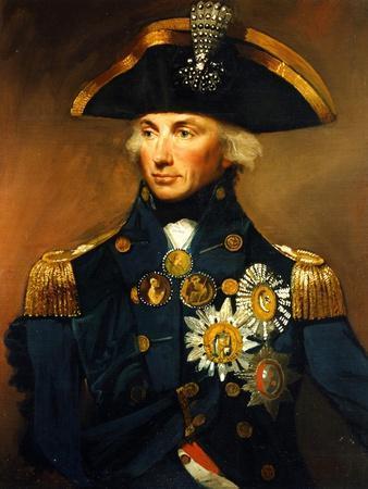 Rear Admiral Sir Horatio Nelson, 1798-1799