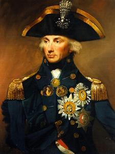 Rear Admiral Sir Horatio Nelson, 1798-1799 by Lemuel Francis Abbott