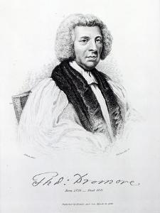 Thomas Percy, Bishop of Dromore, Engraved by John Hawksworth, 1848 by Lemuel Francis Abbott