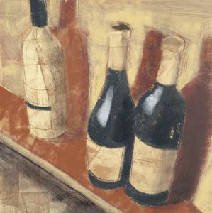 Vino, Vino, Vino I by Len Abbott