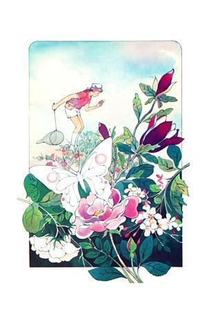 Butterflies and Ladybugs - Jack & Jill