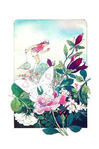 Butterflies and Ladybugs - Jack & Jill by Len Ebert