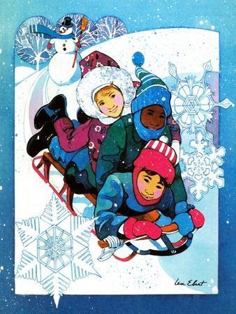 Winter Fun - Jack & Jill