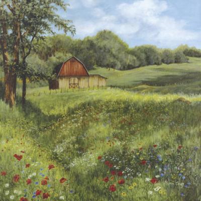 Flower Field by Lene Alston Casey