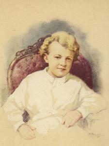Lenin as a Child