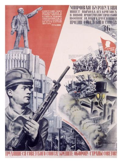 Leninist Communist Party--Giclee Print
