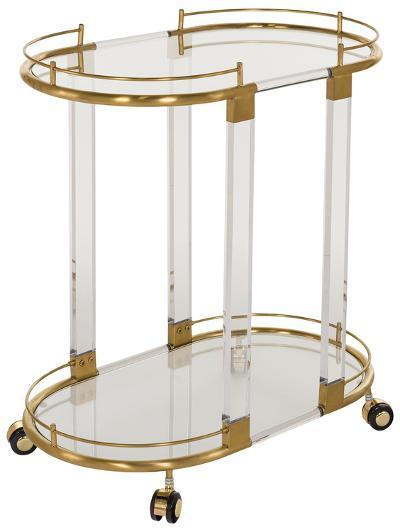 Lennon Bar Trolley--Home Accessories
