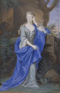 Sarah Churchill, Duchess of Marlborough, c.1660-1744 by Lens Bernhard