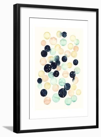 Lens Flare I-Grace Popp-Framed Art Print