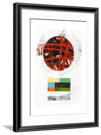 Lenticular D-Paul Ngo-Framed Premium Giclee Print