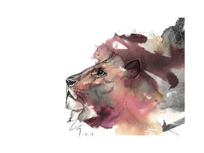 Leo 1-Nina Dogmetchi-Giclee Print