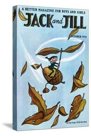 Flying Acorn - Jack and Jill, October 1954