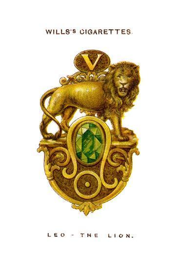 Leo, the Lion, 1923--Giclee Print
