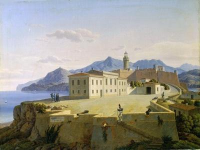 Napoleon Bonaparte in Portoferraio, 1814