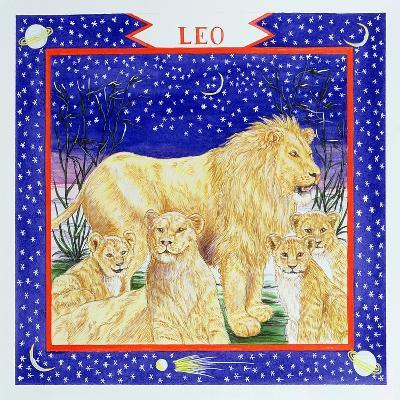 Leo-Catherine Bradbury-Giclee Print
