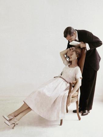 Glamour - December 1953
