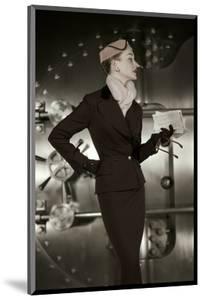 Glamour - July 1951 by Leombruno-Bodi