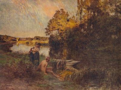 'La Baigneuse', 1907, (1938)