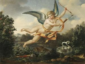 Allegories of Love - Cupid with a Torch and Arrow, 1803 by Leon Bakst