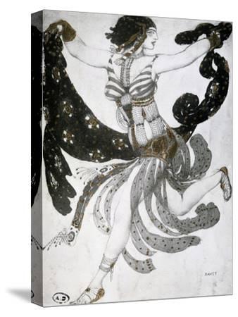 Cleopatra, Ballet Costume Design, 1909