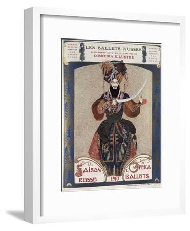Comoedia Illustre: Les Ballets Russes, c.1910
