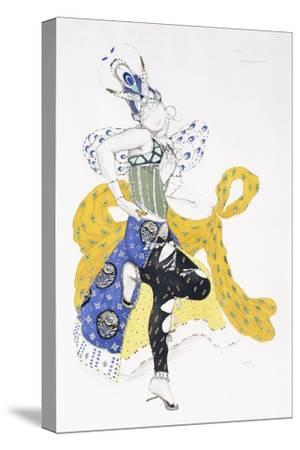 Costume Design for Madame Trouchanova in 'La Peri'