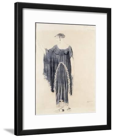 Costume Design for Oedipus at Colonnus- Antigone