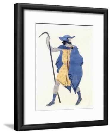 Costume Design for Oedipus at Colonnus- the Stranger