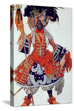 Costume Design For the Queen's Guard, from Sleeping Beauty, 1921