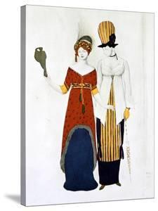 Costume Moderne, 1910 by Leon Bakst