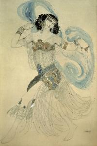 Dance of the Seven Veils, c.1908 by Leon Bakst