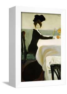 Dinner, 1902 by Leon Bakst