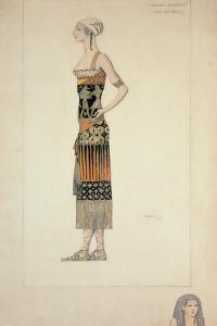 Egyptian Costume by Leon Bakst