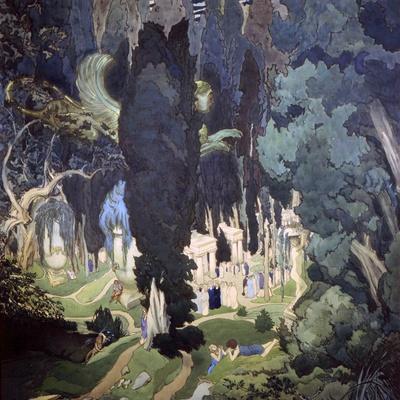 Elysium, 1906