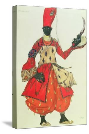 Eunuch Costume from 'Scheherazade' by Rimsky-Korsakov (Design)
