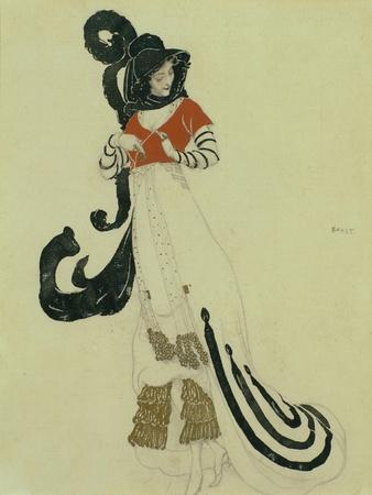 Fancy Dress Costume Design, C. 1914